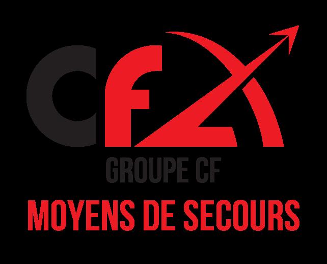 Nouveau logo : Groupe CF Moyens De Secours (anciennement Capital Secours)